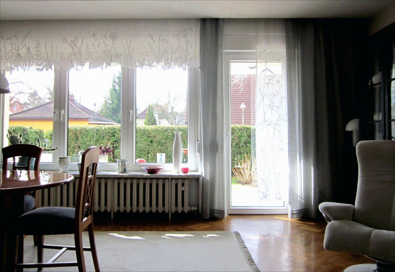Full Size of Scheibengardinen Balkontür Küche Wohnzimmer Scheibengardinen Balkontür