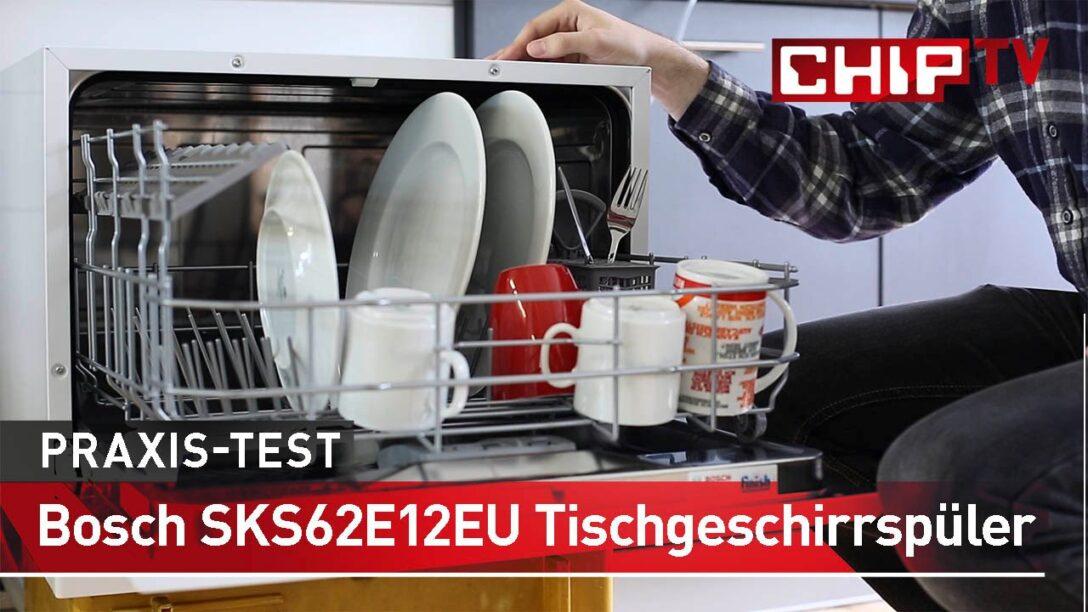 Large Size of Bosch Sks62e12eu Tischgeschirrspler Review Deutsch Chip Youtube Mini Küche Miniküche Mit Kühlschrank Aluminium Fenster Verbundplatte Stengel Pool Garten Wohnzimmer Mini Geschirrspüler