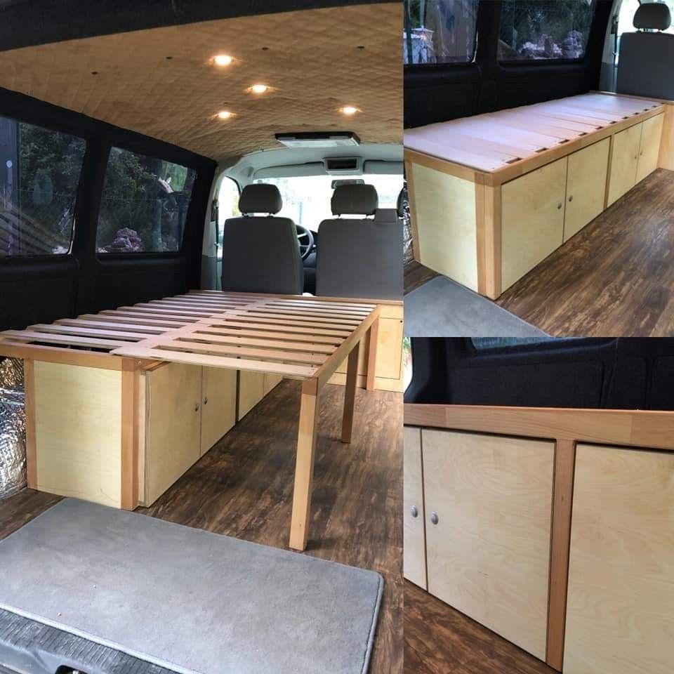 Full Size of Ausziehbett Camper Bett Mit Wohnzimmer Ausziehbett Camper