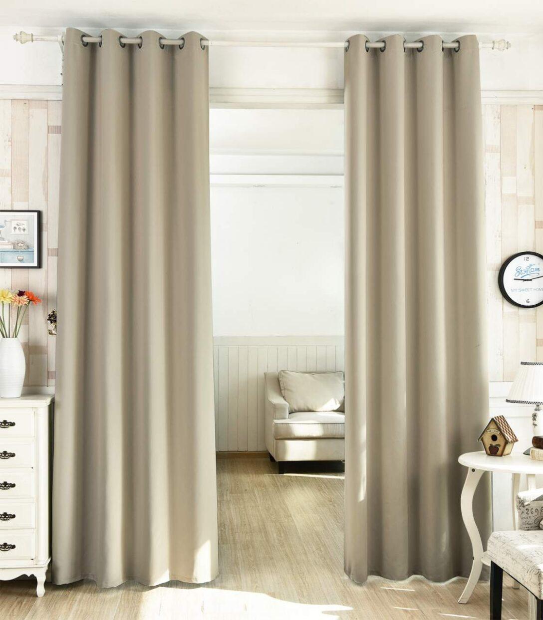 Large Size of Sehr Elegante Vorhnge Aus 100 Polyester Blickdicht Mit Sen Im Vorhänge Wohnzimmer Schlafzimmer Küche Wohnzimmer Vorhänge