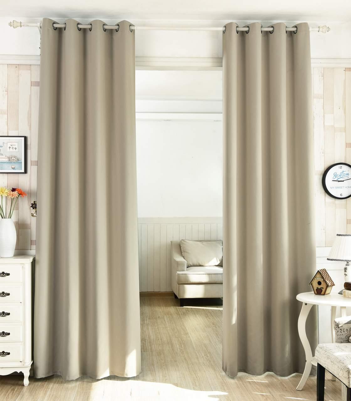 Full Size of Sehr Elegante Vorhnge Aus 100 Polyester Blickdicht Mit Sen Im Vorhänge Wohnzimmer Schlafzimmer Küche Wohnzimmer Vorhänge