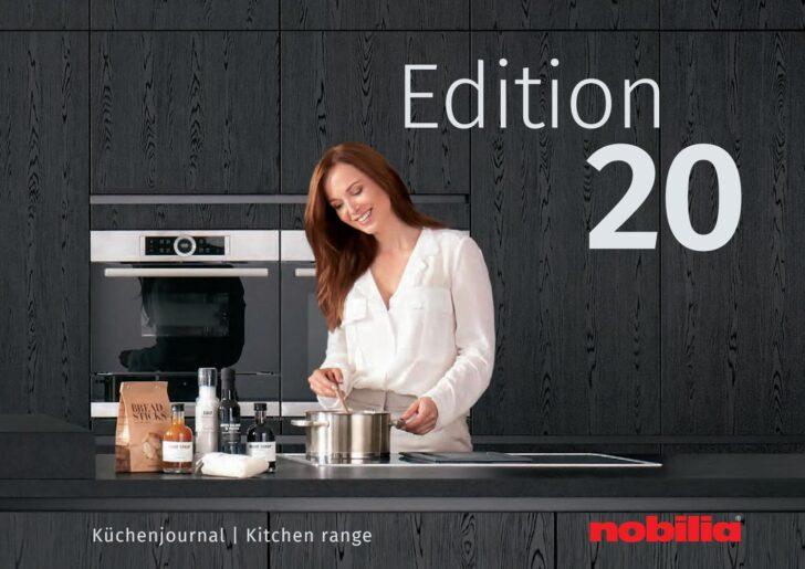 Medium Size of Nobilia Eckschrank Kchen Magazin 2020 By Perspektive Werbeagentur Küche Bad Einbauküche Schlafzimmer Wohnzimmer Nobilia Eckschrank