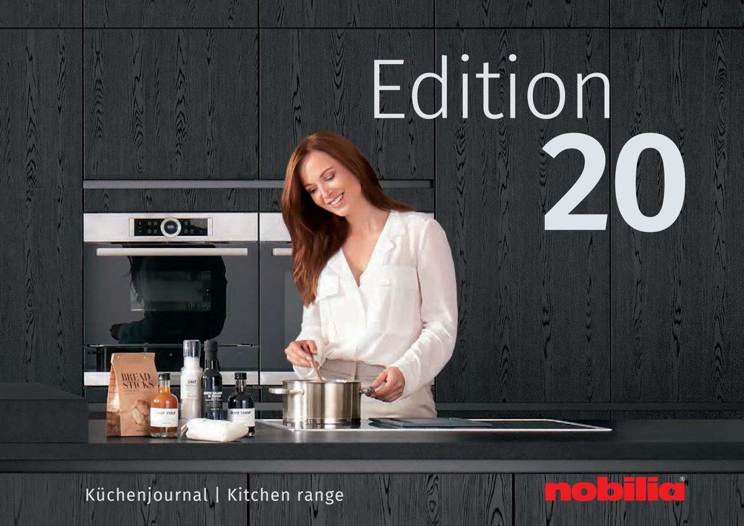 Full Size of Nobilia Eckschrank Kchen Magazin 2020 By Perspektive Werbeagentur Küche Bad Einbauküche Schlafzimmer Wohnzimmer Nobilia Eckschrank