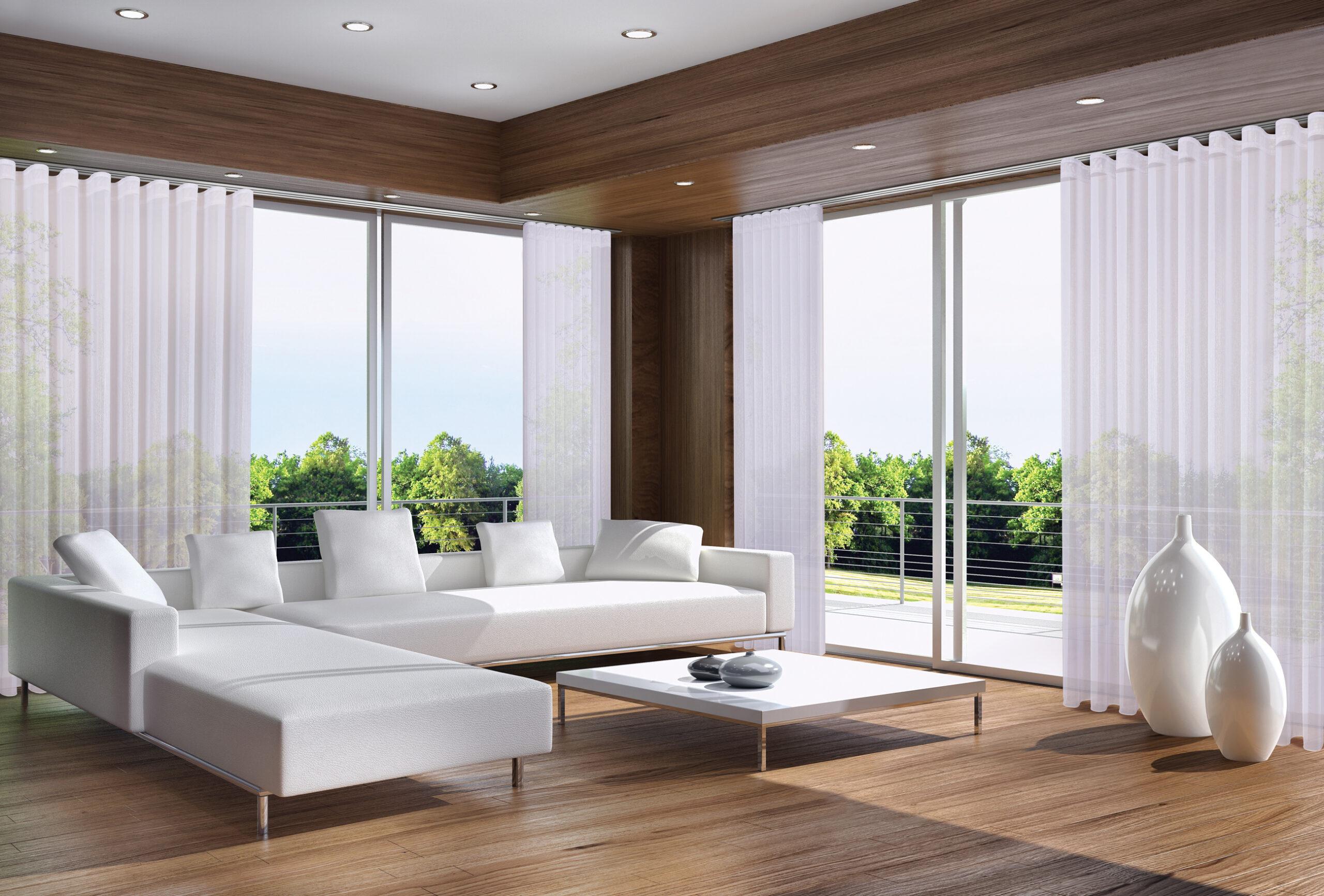 Full Size of Gardinen Fr Groe Fensterfronten Tipps Auswahl Raffrollo Küche Wohnzimmer Raffrollo Küchenfenster