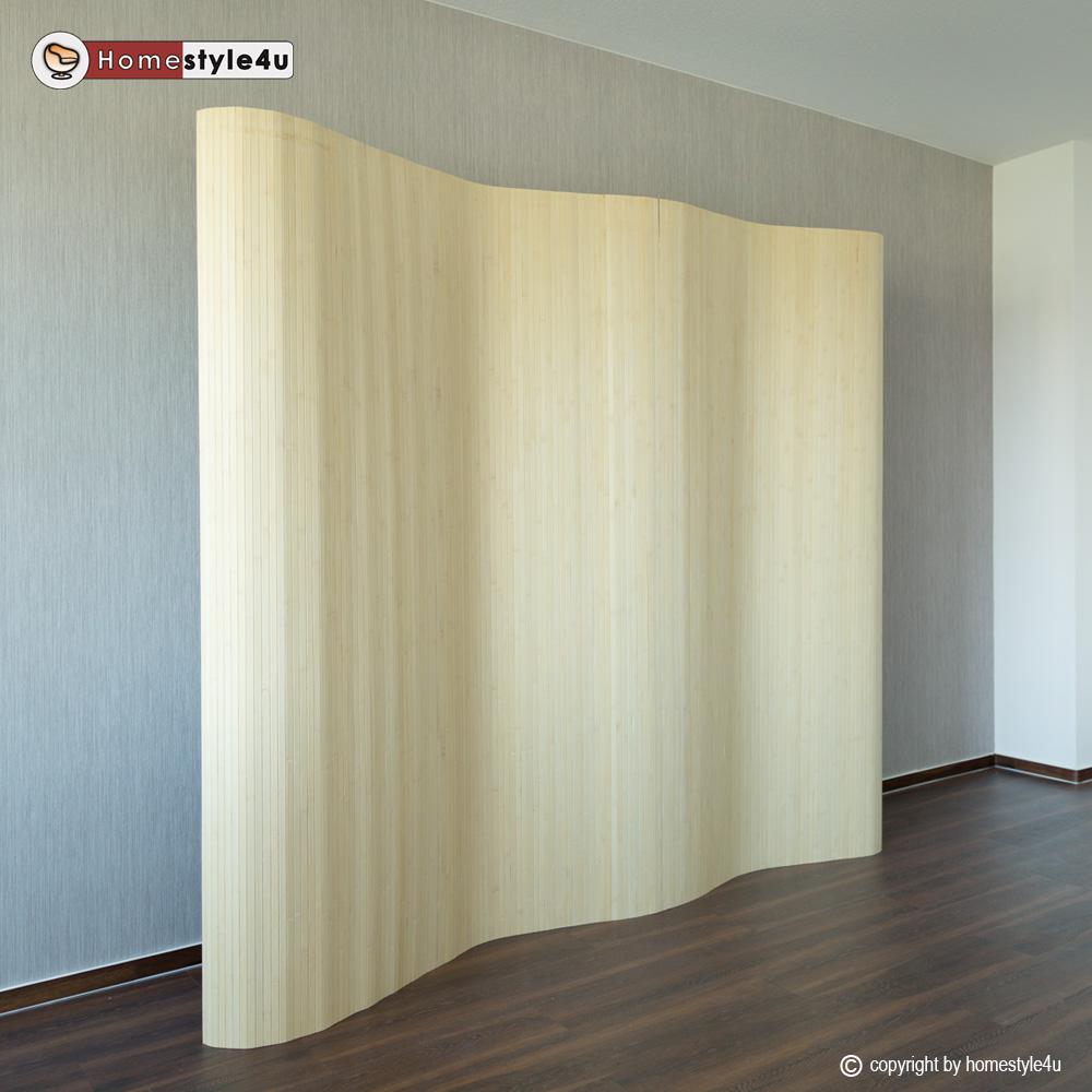 Full Size of Paravent Raumteiler Trennwand Bambus Sichtschutz Spanische Wand Bett Garten Wohnzimmer Paravent Bambus