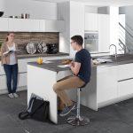 Küchen Quelle Wohnzimmer Moderne Einbaukche Classica 1230 Weiss Hochglanz Kchenquelle Küchen Regal