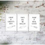 Real Küchen Kchen Songs Poster 3er Set 20 30 Cm Kleinformat Jetzt Regal Wohnzimmer Real Küchen