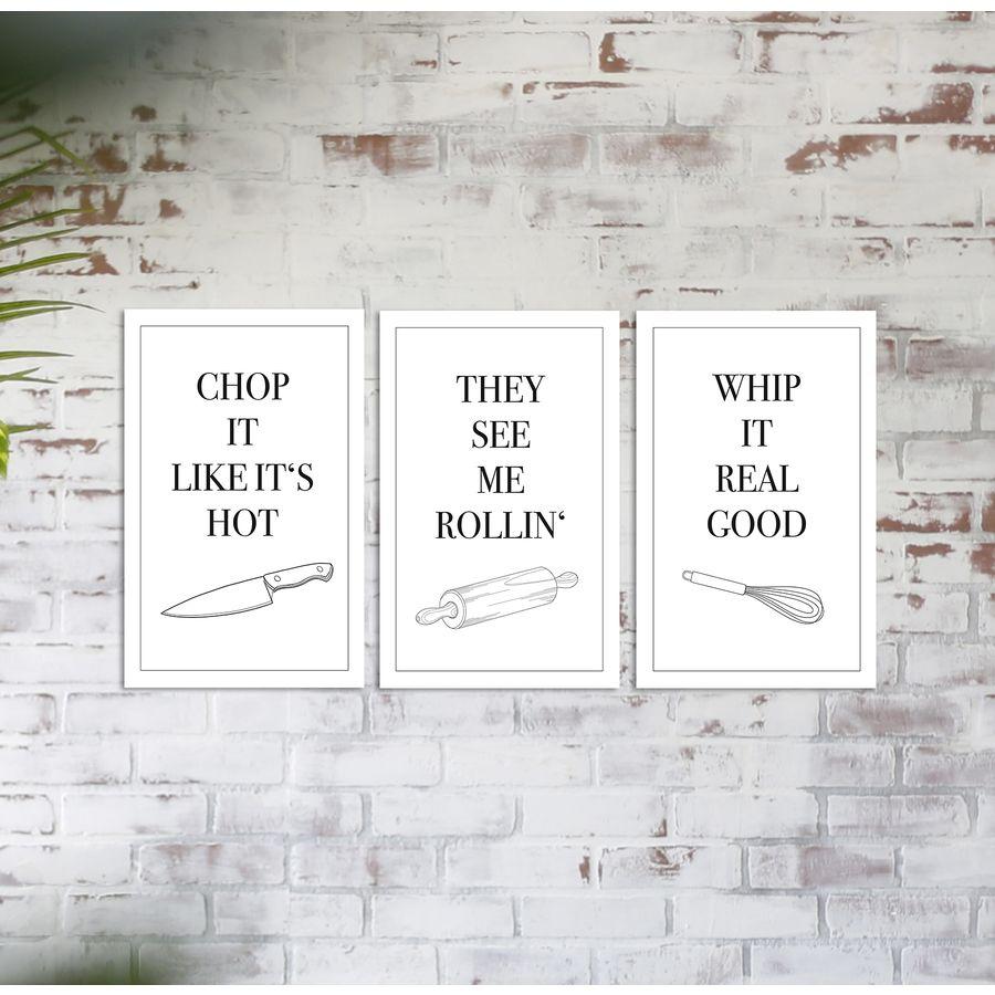 Full Size of Real Küchen Kchen Songs Poster 3er Set 20 30 Cm Kleinformat Jetzt Regal Wohnzimmer Real Küchen