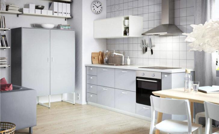 Medium Size of Ikea Edelstahl Küche Farbkonzepte Fr Kchenplanung 12 Neue Ideen Und Bilder Von Bodenbelag U Form Arbeitsplatte Waschbecken Einbauküche Mit E Geräten Wohnzimmer Ikea Edelstahl Küche