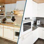 Aufsatzschrank Küche Wohnzimmer Kchenfronten Erneuern In Mnchen Elha Service Holzküche Küche Günstig Mit Elektrogeräten Eiche Tresen Holz Modern Gardinen Kleine Einbauküche Miniküche