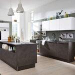 Küche Weiß Grau Interliving Kche Serie 3011 Mit Siemens Einbaugerten Eckbank Schlafzimmer Kommode Einhebelmischer Stehhilfe Kaufen Günstig Holz Modern Wohnzimmer Küche Weiß Grau