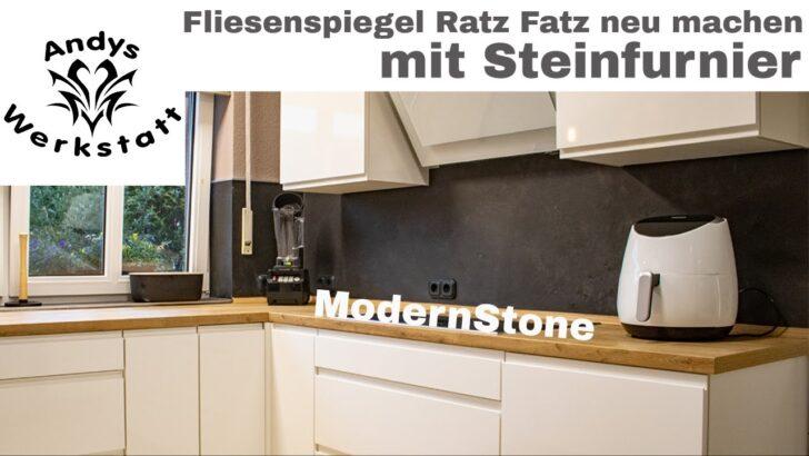 Medium Size of Küchen Fliesenspiegel Wie Geht Das Kche Schnell Renovieren Erneuern Küche Selber Machen Glas Regal Wohnzimmer Küchen Fliesenspiegel