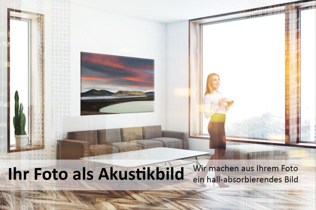 Large Size of Acrylobond Akustikbild Laminat In Der Küche Im Bad Für Badezimmer Fürs Wohnzimmer Küchenrückwand Laminat