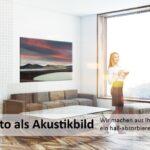 Acrylobond Akustikbild Laminat In Der Küche Im Bad Für Badezimmer Fürs Wohnzimmer Küchenrückwand Laminat