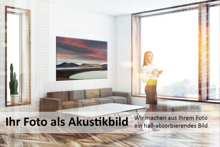 Medium Size of Acrylobond Akustikbild Laminat In Der Küche Im Bad Für Badezimmer Fürs Wohnzimmer Küchenrückwand Laminat