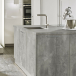 Küche Grau Betonoptik Beton Cir Gnstige Arbeitsplatte In Optik 2020 Mit Wanddeko Insel Spüle Ikea Kosten Sofa Weiß Hochglanz Lüftung Amerikanische Kaufen Wohnzimmer Küche Grau Betonoptik