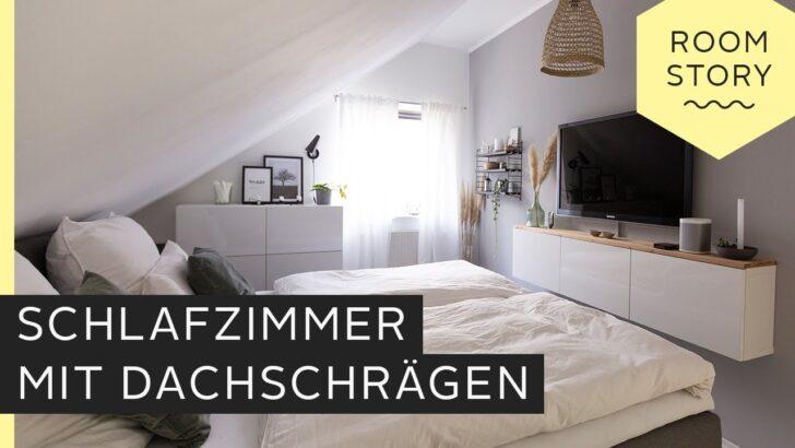 Medium Size of Schlafzimmer Mit Dachschrge Einrichten Roombeez Powered By Regale Für Dachschrägen Singleküche Kühlschrank Miniküche Midischrank Bad Hochschrank Schrank Wohnzimmer Dachschräge Schrank Ikea