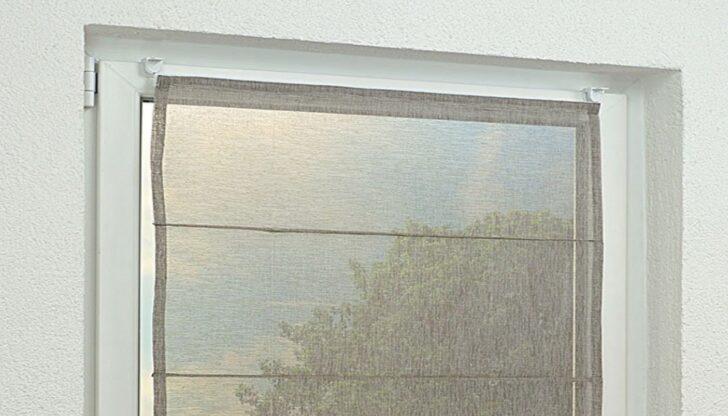 Medium Size of Scheibengardinen Balkontür Raffrollo Nach Ma Raffrollos Im Raumtextilienshop Küche Wohnzimmer Scheibengardinen Balkontür