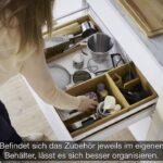 Ikea So Organisierst Du Deine Kche Youtube Einbauküche Weiss Hochglanz Küche Günstig Mit Elektrogeräten Ohne Oberschränke Holzküche Miniküche Wandregal Wohnzimmer Voxtorp Küche Ikea