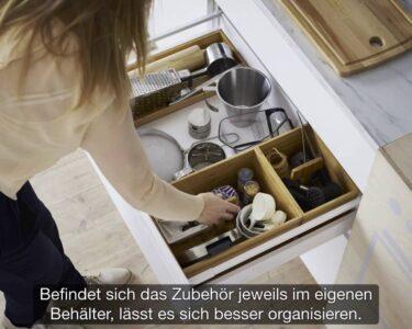 Voxtorp Küche Ikea Wohnzimmer Ikea So Organisierst Du Deine Kche Youtube Einbauküche Weiss Hochglanz Küche Günstig Mit Elektrogeräten Ohne Oberschränke Holzküche Miniküche Wandregal