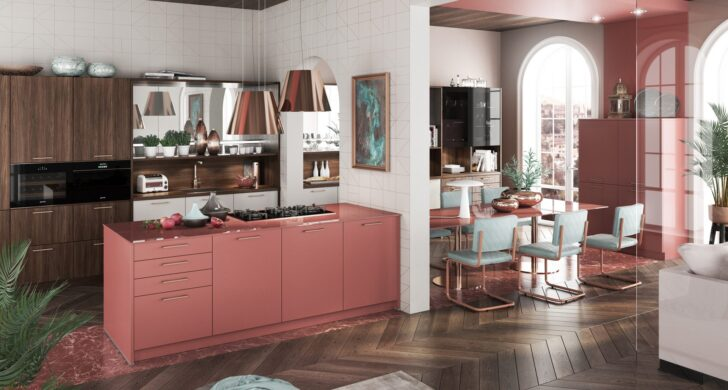 Medium Size of Küchenblende Bauformat Wohnzimmer Küchenblende