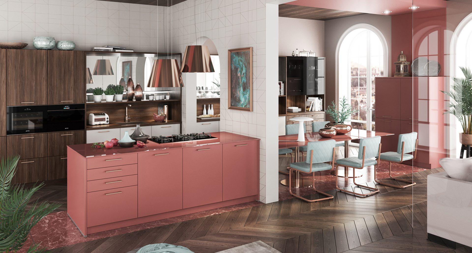 Full Size of Küchenblende Bauformat Wohnzimmer Küchenblende