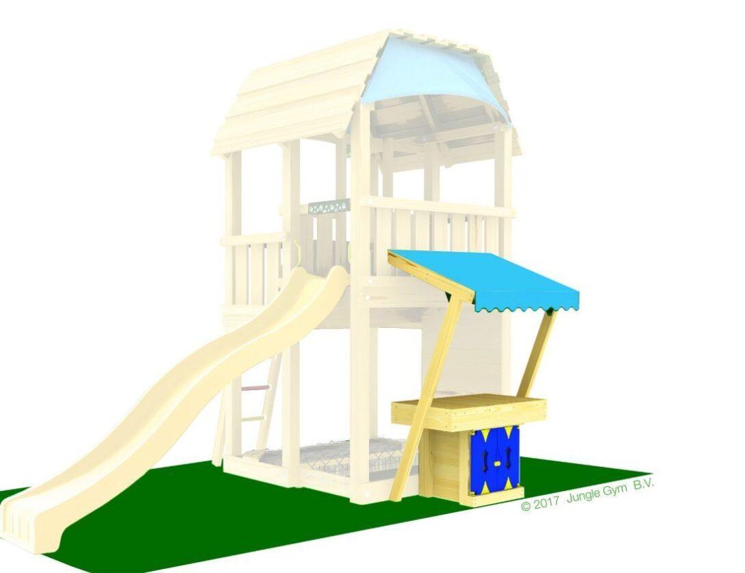 Large Size of Spielturm Klein Jungle Gym Mini Market Module Ergnzungsmodul Precogs Kleinkind Bett Kleine Regale Kleiner Esstisch Kinderspielturm Garten Bäder Mit Dusche Wohnzimmer Spielturm Klein