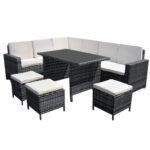 Gartensofa 2 Sitzer Ausziehbar Garten Couch Sofa Polyrattan Rattan Vidaxl 2 Sitzer Massivholz Akazie Aluminium Betten 180x200 Bett 120x190 160x200 3 1 Ebay Wohnzimmer Gartensofa 2 Sitzer