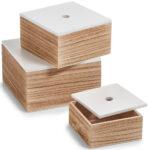 Zeller Aufbewahrungsbehälter Küche Wohnzimmer Aufbewahrungsbehälter