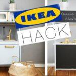 Ikea Küchen Hacks Wohnzimmer Ikea Küchen Hacks Duktig Pimpen 2 In 1 Hack Eileena Ley Youtube Sofa Mit Schlaffunktion Betten Bei Küche Kaufen Miniküche Regal Kosten Modulküche 160x200