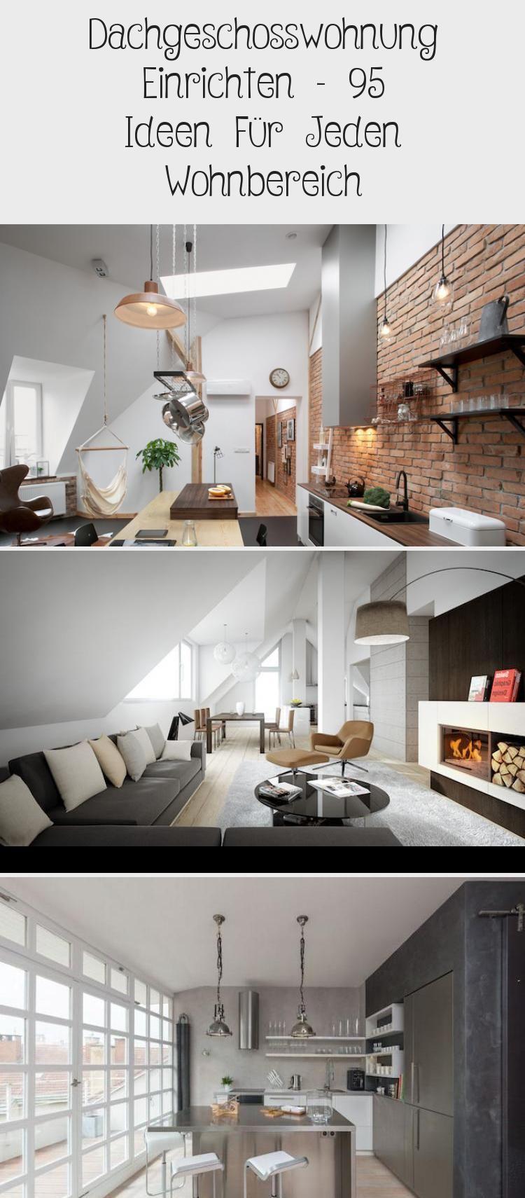 Full Size of Dachgeschosswohnung Einrichten 95 Ideen Fr Jeden Wohnbereich Kleine Küche Badezimmer Wohnzimmer Dachgeschosswohnung Einrichten