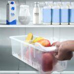 Küchen Aufbewahrungsbehälter Wohnzimmer Küchen Aufbewahrungsbehälter Khlschrank Aufbewahrungsbo2 Stck Khlschrankschubladen Küche Regal