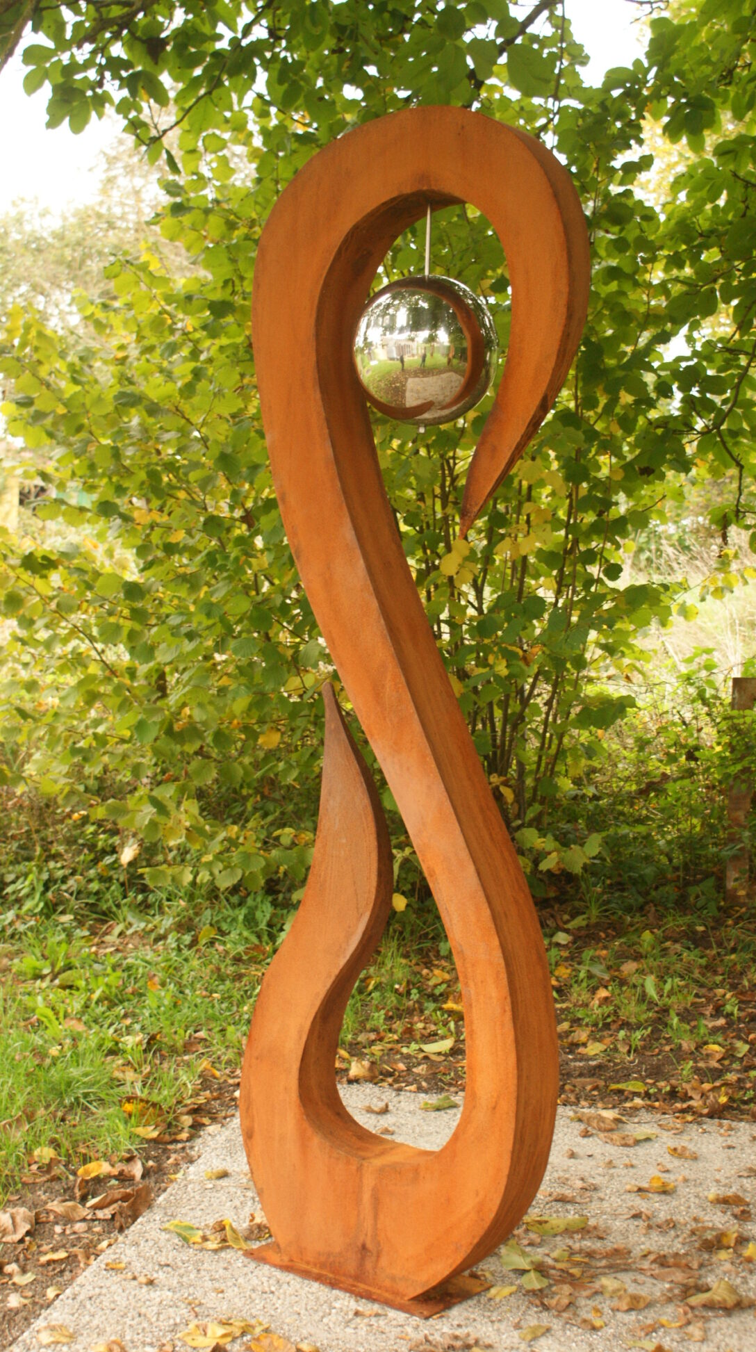 Large Size of Gartenskulpturen Holz Garten Skulpturen Modern Stein Metall Esstisch Holzplatte Bett Massivholz 180x200 Regal Regale Vollholzküche Loungemöbel Schlafzimmer Wohnzimmer Gartenskulpturen Holz