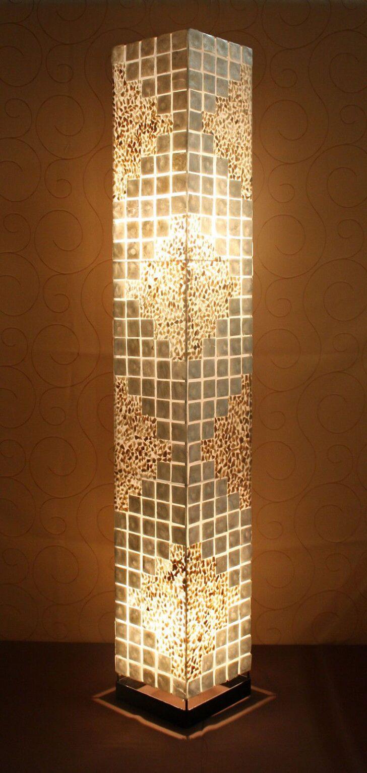 Medium Size of Asiatische Stehleuchte Perlmutt Asia Lampen Stehlampen Designer Wohnzimmer Stehlampe Schlafzimmer Wohnzimmer Kristall Stehlampe