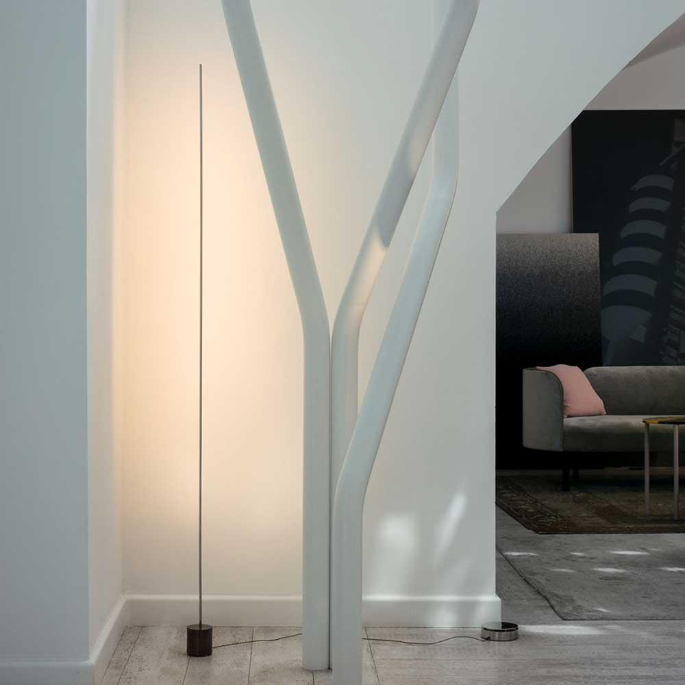 Full Size of Stehlampe Dimmbar Catellani Smith Light Stick F Led 86898 Klimagerät Für Schlafzimmer Deckenlampe Komplett Günstig Sessel Kommode Weiß Teppich Stehlampen Wohnzimmer Stehlampen Schlafzimmer