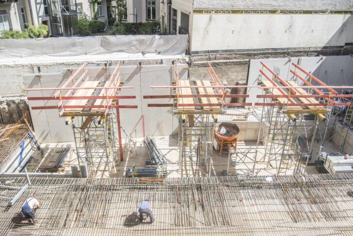 Medium Size of Cocoon Küchen Umbau Des Ersten Cohotels Baustelle Mit Tierischen Gsten Regal Wohnzimmer Cocoon Küchen