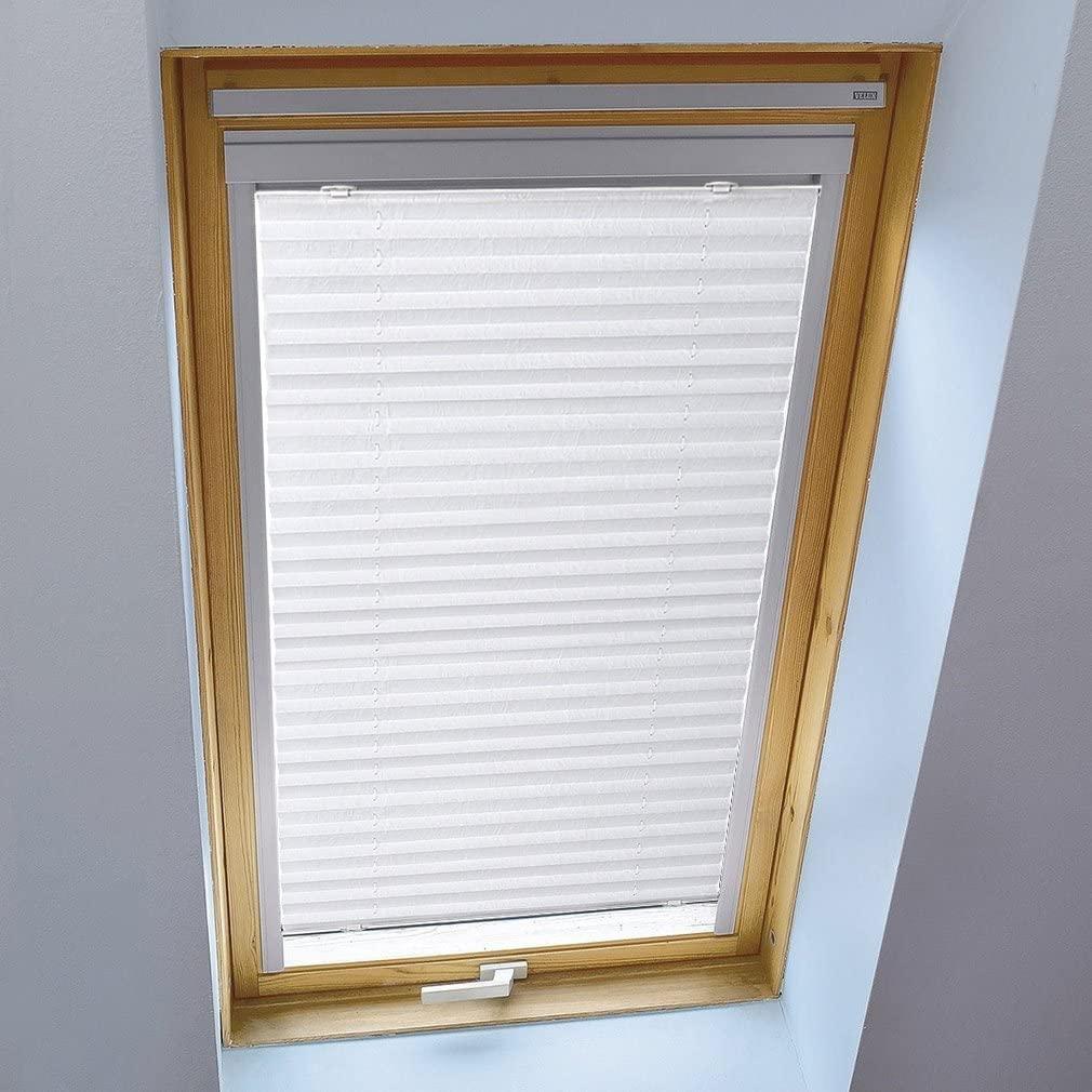 Full Size of Fenster Rollos Innen Ikea Amazonde Kinlo Elegant Plissee Rollo Mit Saugnpfe 80 130cm Insektenschutz Rc 2 120x120 Dampfreiniger Polnische Rahmenlose Wohnzimmer Fenster Rollos Innen Ikea