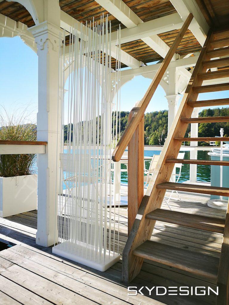 Full Size of Trennwand Balkon Glas Metall Obi Ohne Bohren Sondereigentum Sichtschutz Ikea Holz Plexiglas Top 10 Raumteiler Frs Bro Terrasse Garten Glastrennwand Dusche Wohnzimmer Trennwand Balkon