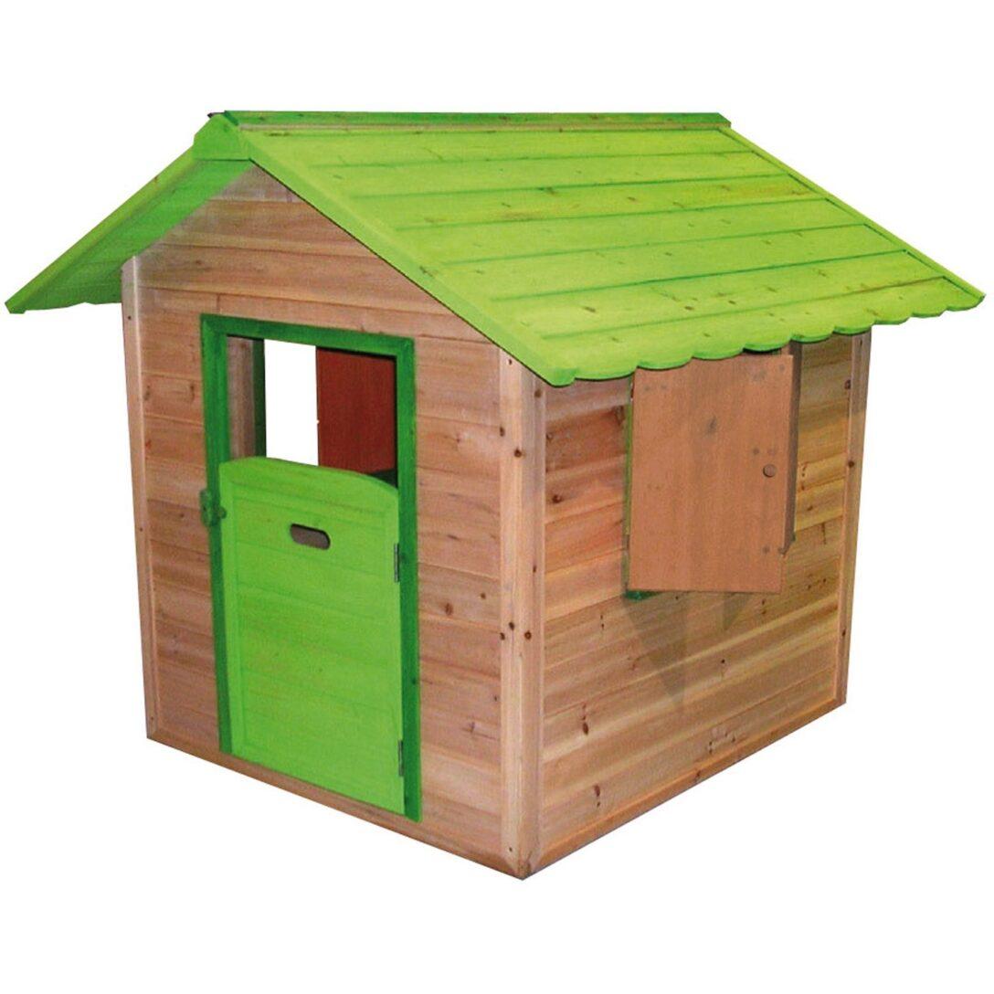 Large Size of Spielhaus Holz Obi Trigano Mila 132 Cm 117 139 Kaufen Bei Alu Fenster Massivholzküche Massivholz Regal Mobile Küche Garten Kunststoff Modern Holzküche Bett Wohnzimmer Spielhaus Holz Obi