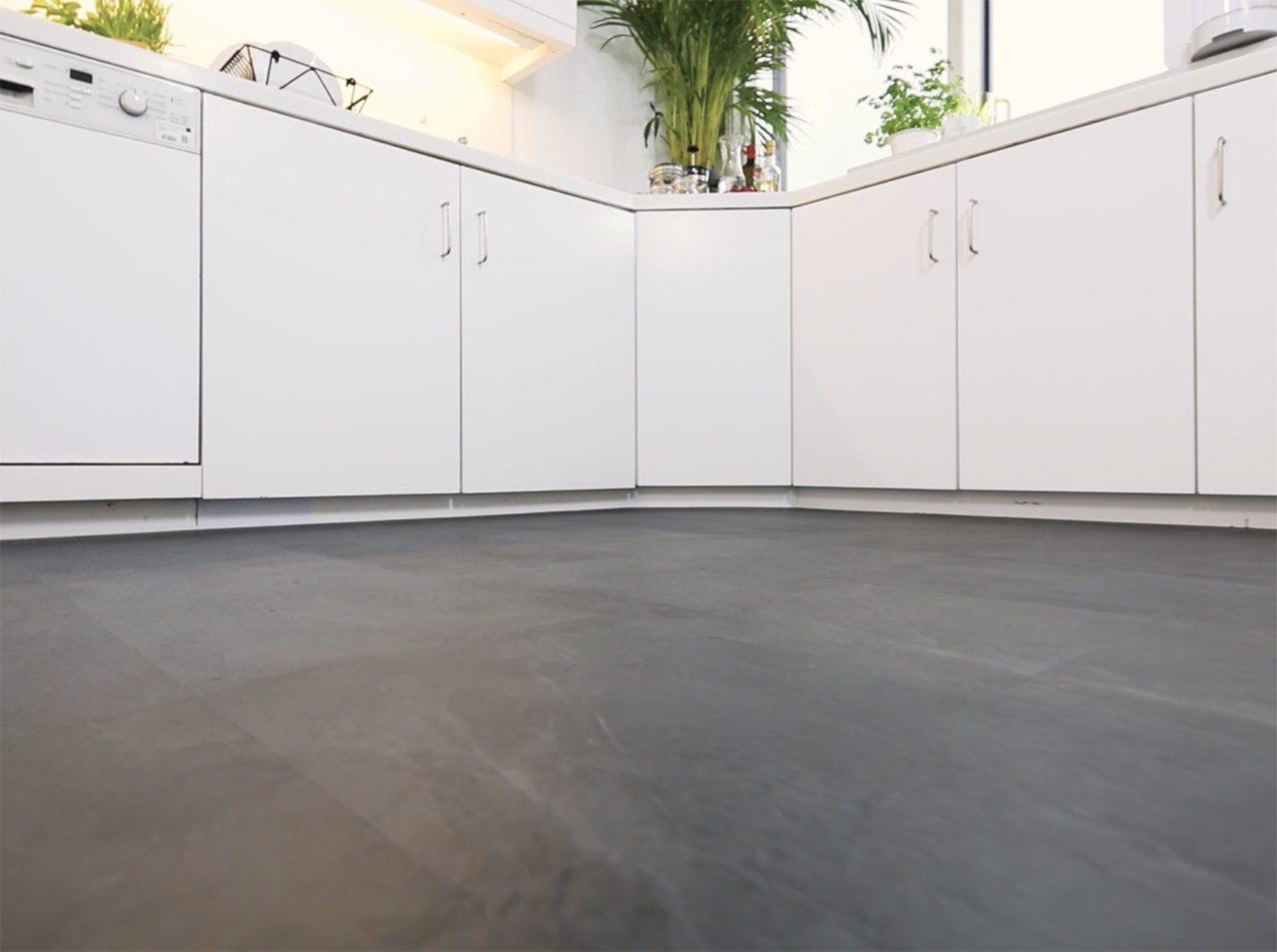 Full Size of Küchenboden Vinyl D C Home 10 Einfache Diy Steps Fr Mehr Raumgefhl In Deiner Kche Vinylboden Wohnzimmer Küche Fürs Bad Im Verlegen Badezimmer Wohnzimmer Küchenboden Vinyl