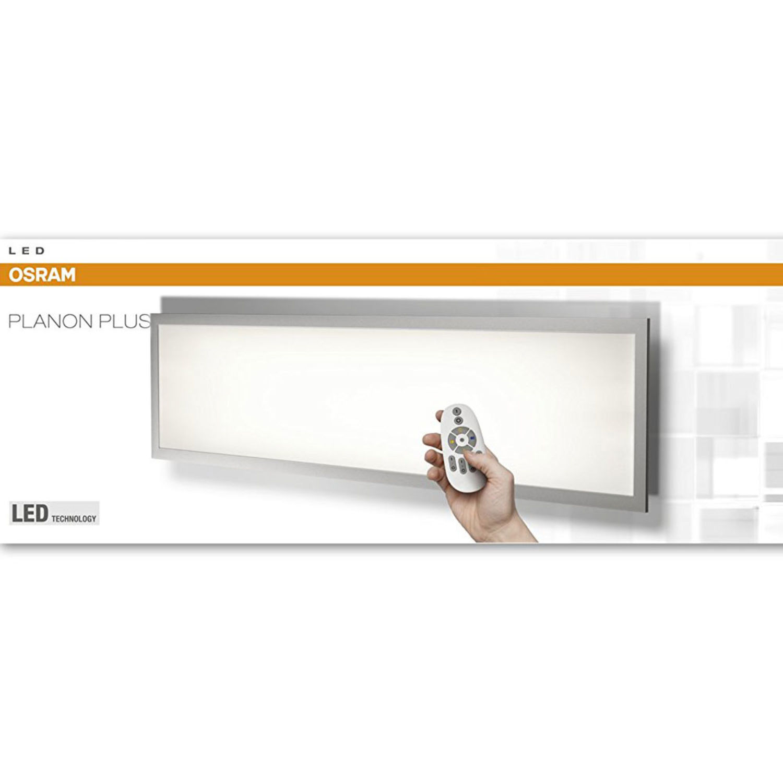 Full Size of Osram Led Panel Planon Pure Light Surface Mount Kit (1200 X 300mm) Frameless 1200x300mm 60w 3000k List 600x600 Pdf 32w 1200x300 Plus 300x600mm Aufbaurahmen Wohnzimmer Osram Led Panel