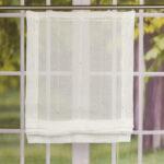 Raffrollo Küche Landhausstil Wohnzimmer Raffrollo Küche Landhausstil Zugrollo Rollo Natur Mit Pailletten 80x140cm Meine Fliesenspiegel Wandfliesen Sitzecke Alno Arbeitsplatte Eckschrank Armatur