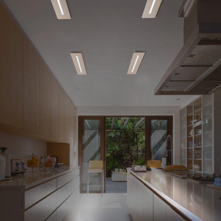 Medium Size of Led Deckenleuchte Küche Centro Lino Lngliche Rechteckige Arbeitsplatte Gebrauchte Verkaufen Beleuchtung Wohnzimmer Einrichten Segmüller Blende Wohnzimmer Led Deckenleuchte Küche