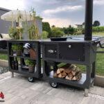 Outdoor Cookingvon Fen Kirnbauer Im Burgenland Und Niedersterreich Mobile Küche Wohnzimmer Mobile Outdoorküche