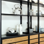 Regal In Der Küche Wohnzimmer Industrial Regal Kuche Caseconradcom Küche Gardinen Für Vorhänge Günstig Stehhilfe Wein Schmales Getränkekisten Einbau Mülleimer Sofa Online Kaufen
