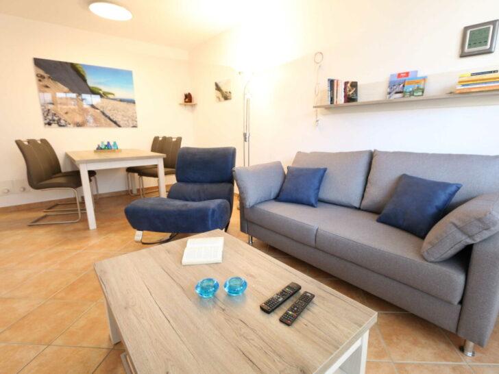 Medium Size of Ferienwohnung Seemann Appartement Whg 03 Mit Terrasse Wohnzimmer Couch Terrasse
