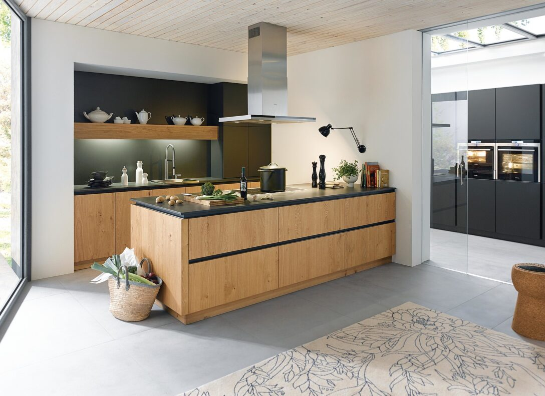 Large Size of Nolte Küchen Glasfront Kchenfronten Im Berblick Welche Ist Richtige Schlafzimmer Regal Küche Betten Wohnzimmer Nolte Küchen Glasfront
