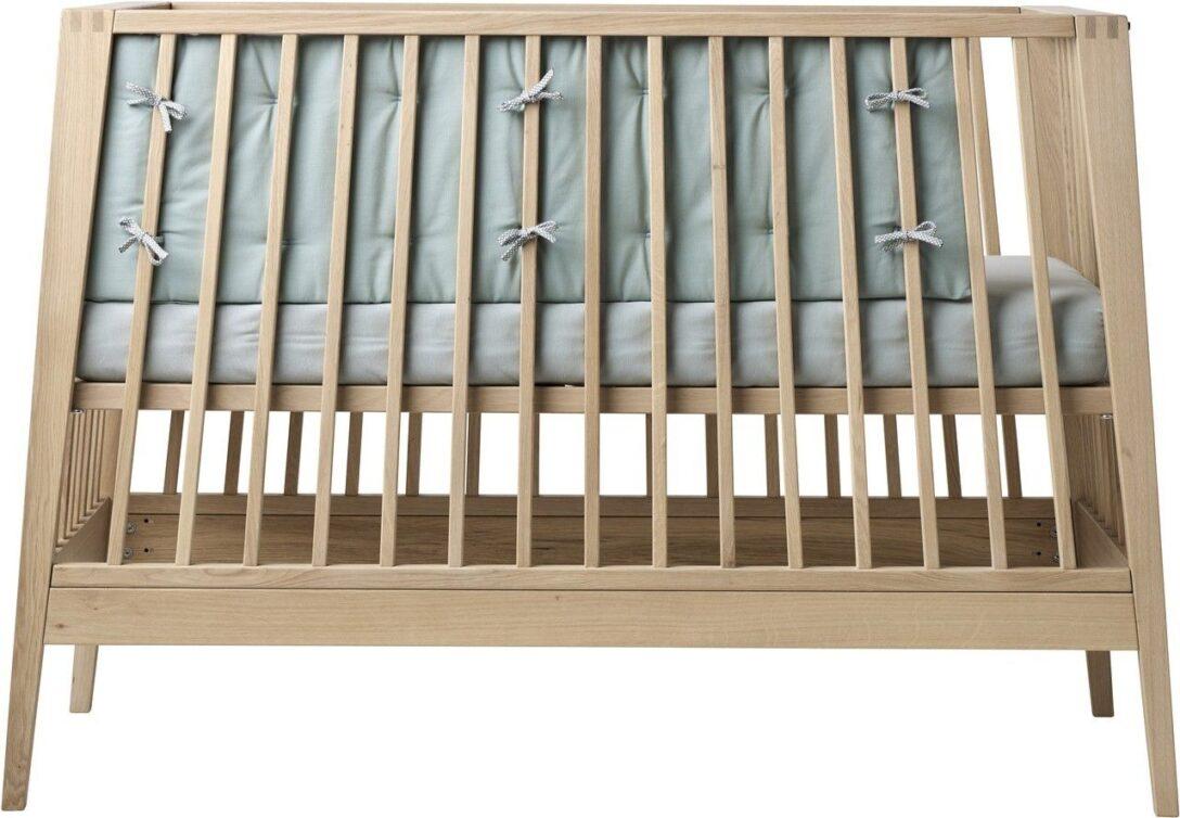 Large Size of Babybett Schwarz Leander Linea Nestchen Bett Weiß 180x200 Schwarze Küche Schwarzes Wohnzimmer Babybett Schwarz