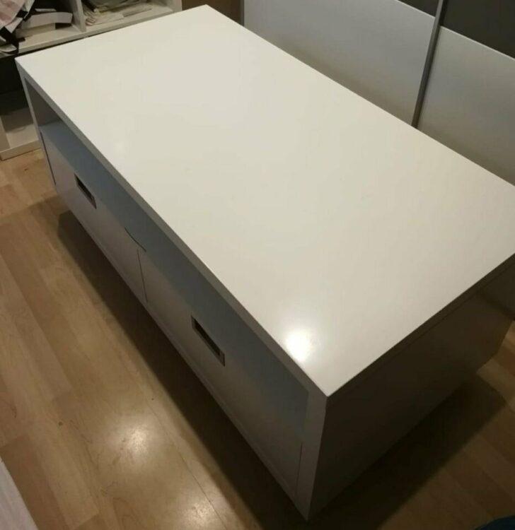 Medium Size of Ikea Weiß Tv Schrank Sideboard Wei Lack 120x55x60 Lang Breit Tief Regale Betten Bei Regal Hochglanz Küche Kosten Bad Hochschrank Bett 90x200 Kleines Wohnzimmer Ikea Wohnzimmerschrank Weiß