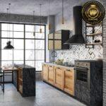 Fenster Anthrazit Küche Wohnzimmer Kungsbacka Anthrazit